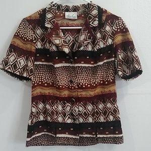 Tops - Tribal Blouse